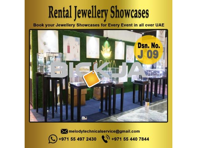 Jewellery Display in Dubai | Wooden Display | Events Display Suppliers | Rental Display in UAE - 4/4