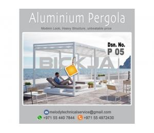 Aluminium Pergola in Dubai | Aluminium Pergola Suppliers over all UAE