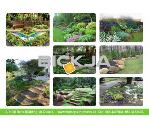 Landscaping in Dubai | Luxury Landscaping Design in Dubai