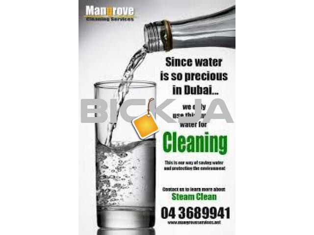 Deep Steam Cleaning Services in DUBAI - 2/2