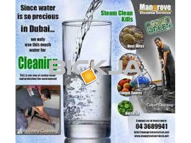 deep steam  cleaning services and mattress steam cleaning in dubai - 3/3
